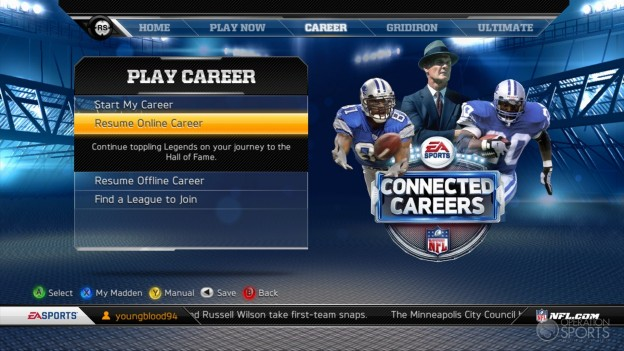 Madden NFL 13 Screenshot #168 for Xbox 360