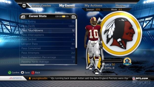 Madden NFL 13 Screenshot #169 for Xbox 360