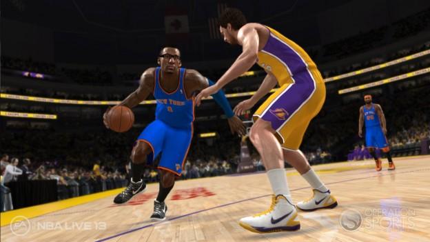 NBA Live 13 Screenshot #3 for Xbox 360