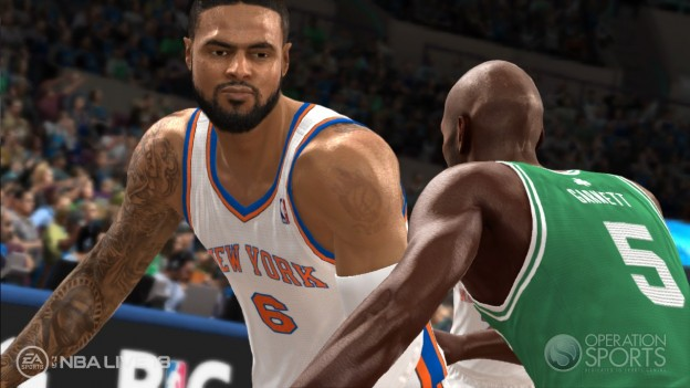 NBA Live 13 Screenshot #4 for Xbox 360