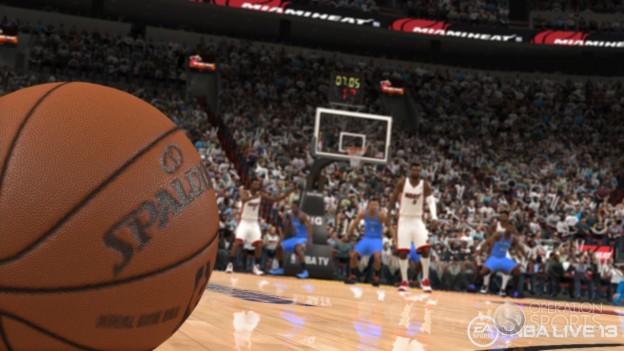 NBA Live 13 Screenshot #7 for Xbox 360