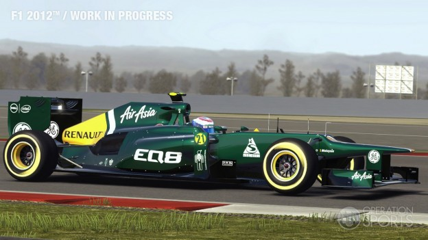F1 2012 Screenshot #4 for Xbox 360