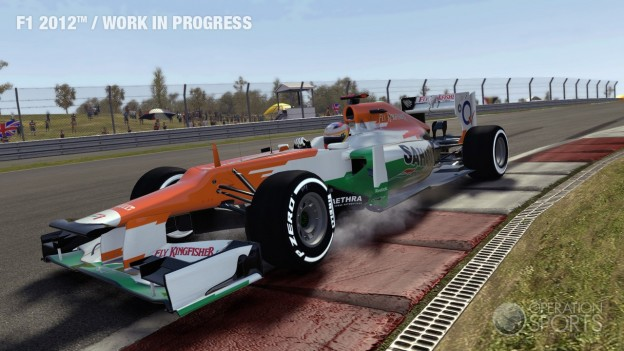 F1 2012 Screenshot #5 for Xbox 360