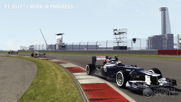 F1 2012 Screenshot #6 for Xbox 360
