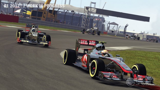 F1 2012 Screenshot #7 for Xbox 360