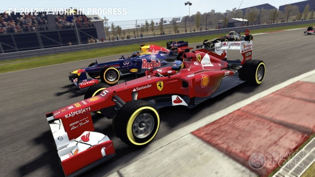 F1 2012 Screenshot #8 for Xbox 360