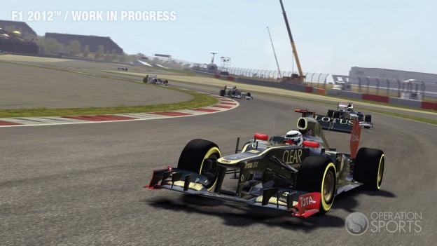F1 2012 Screenshot #9 for Xbox 360