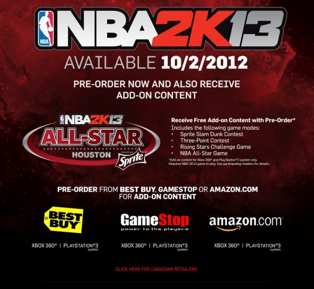 NBA 2K13 Screenshot #2 for Xbox 360