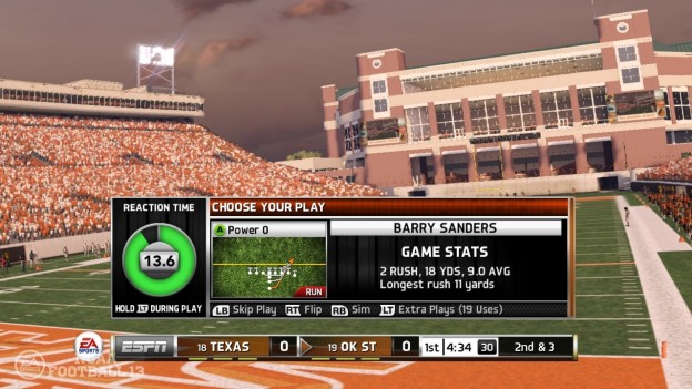 NCAA Football 13 Screenshot #56 for Xbox 360