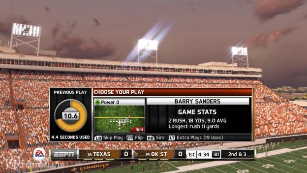 NCAA Football 13 Screenshot #57 for Xbox 360