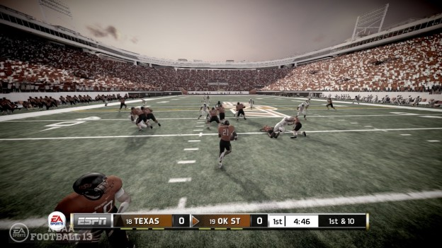 NCAA Football 13 Screenshot #58 for Xbox 360