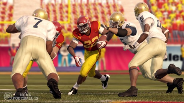 NCAA Football 13 Screenshot #59 for Xbox 360