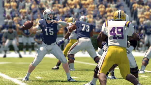 NCAA Football 13 Screenshot #61 for Xbox 360