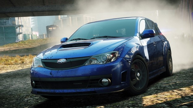 Need For Speed Most Wanted a Criterion Game Screenshot #2 for Xbox 360