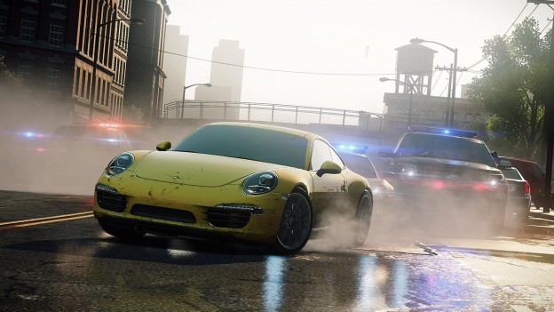 Need For Speed Most Wanted a Criterion Game Screenshot #3 for Xbox 360
