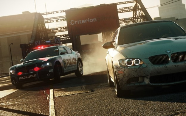 Need For Speed Most Wanted a Criterion Game Screenshot #8 for Xbox 360