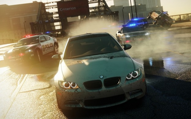 Need For Speed Most Wanted a Criterion Game Screenshot #9 for Xbox 360