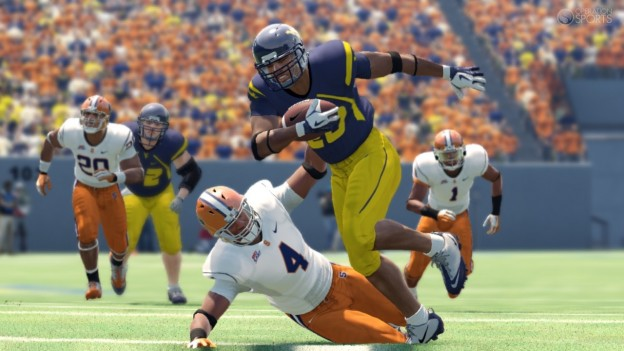 NCAA Football 13 Screenshot #69 for Xbox 360