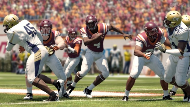 NCAA Football 13 Screenshot #73 for Xbox 360