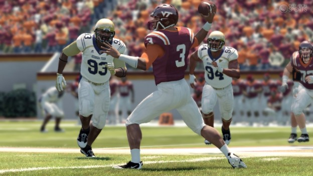 NCAA Football 13 Screenshot #74 for Xbox 360