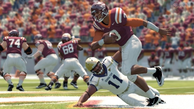 NCAA Football 13 Screenshot #75 for Xbox 360