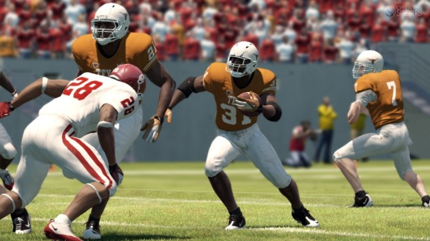 NCAA Football 13 Screenshot #80 for Xbox 360