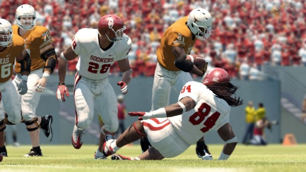 NCAA Football 13 Screenshot #82 for Xbox 360