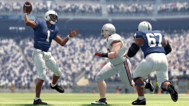 NCAA Football 13 Screenshot #87 for Xbox 360