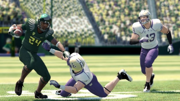 NCAA Football 13 Screenshot #91 for Xbox 360