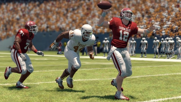 NCAA Football 13 Screenshot #95 for Xbox 360