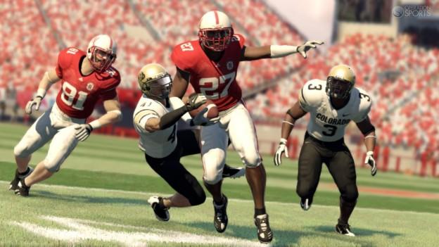 NCAA Football 13 Screenshot #99 for Xbox 360
