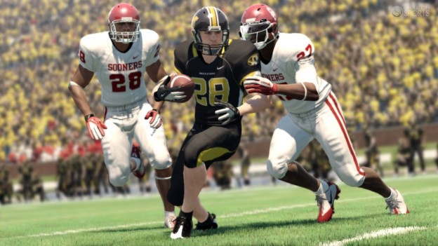 NCAA Football 13 Screenshot #106 for Xbox 360