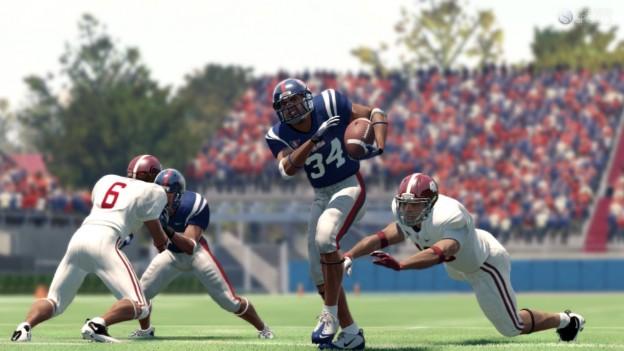 NCAA Football 13 Screenshot #112 for Xbox 360