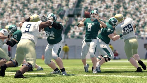 NCAA Football 13 Screenshot #115 for Xbox 360
