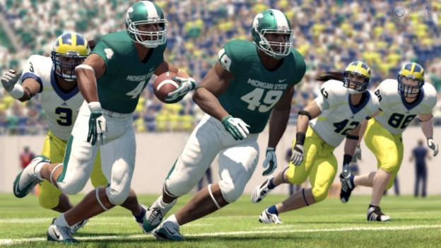 NCAA Football 13 Screenshot #117 for Xbox 360