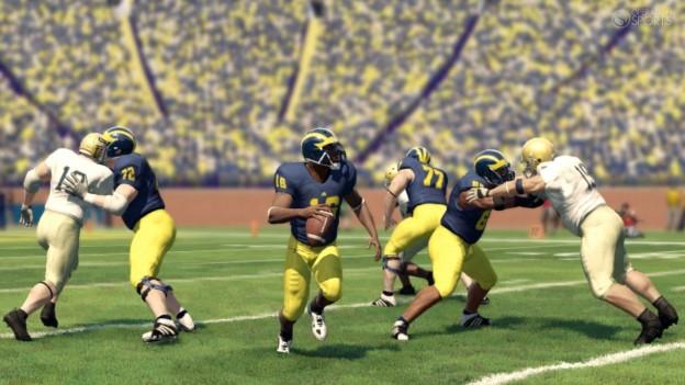 NCAA Football 13 Screenshot #120 for Xbox 360