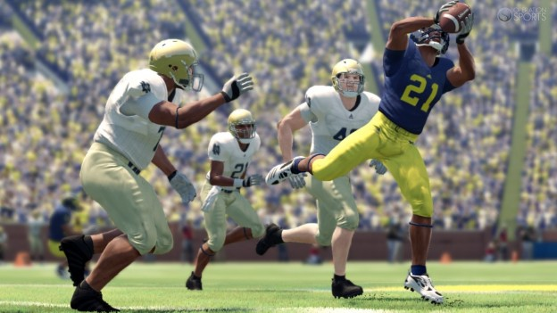 NCAA Football 13 Screenshot #123 for Xbox 360