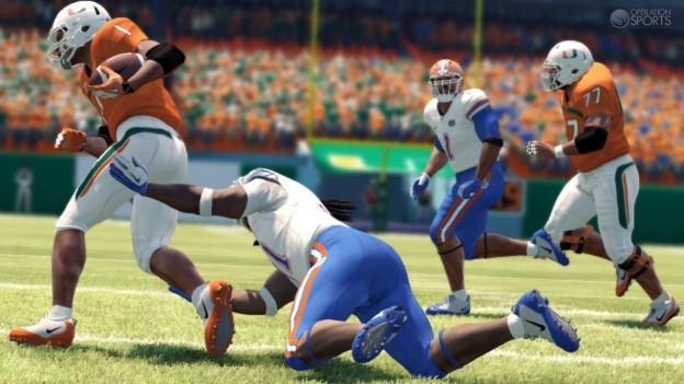 NCAA Football 13 Screenshot #124 for Xbox 360
