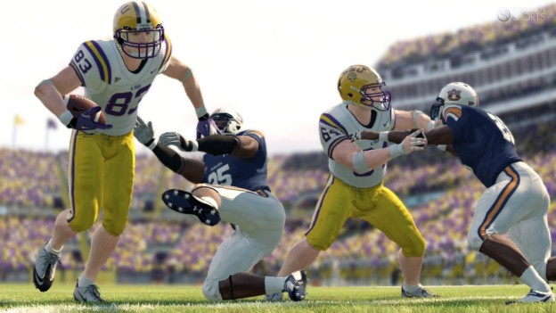 NCAA Football 13 Screenshot #129 for Xbox 360