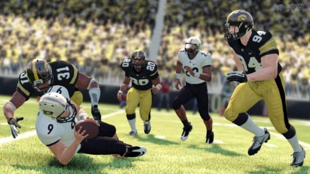 NCAA Football 13 Screenshot #132 for Xbox 360