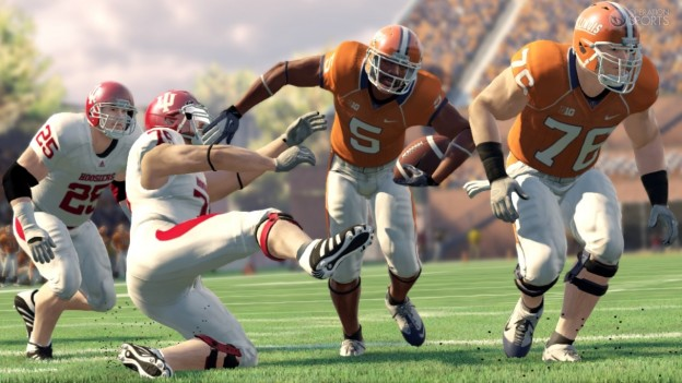NCAA Football 13 Screenshot #135 for Xbox 360