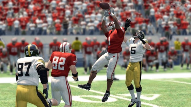 NCAA Football 13 Screenshot #52 for PS3