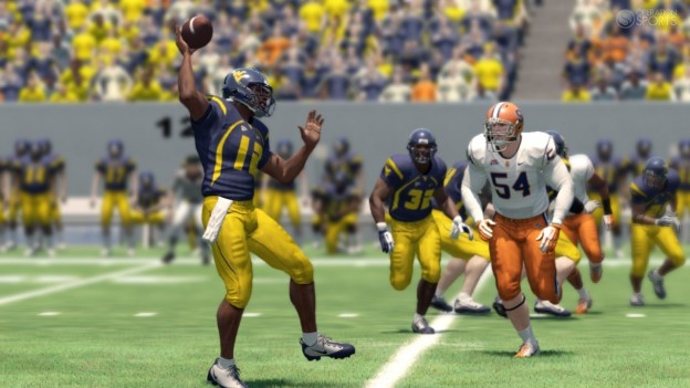 NCAA Football 13 Screenshot #56 for PS3