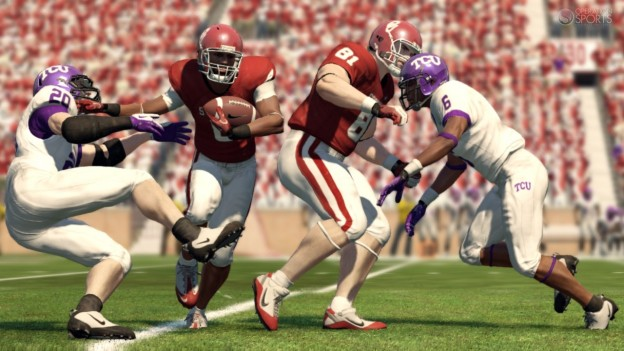 NCAA Football 13 Screenshot #82 for PS3