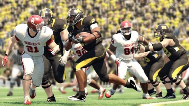 NCAA Football 13 Screenshot #93 for PS3
