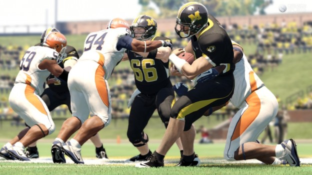 NCAA Football 13 Screenshot #95 for PS3