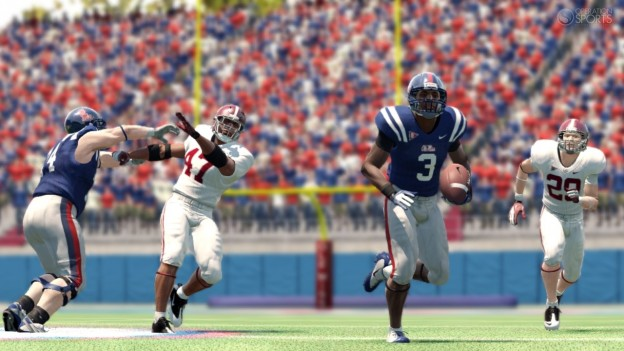 NCAA Football 13 Screenshot #98 for PS3