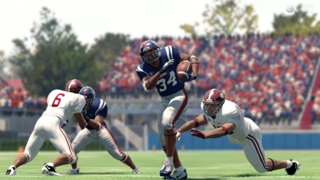 NCAA Football 13 Screenshot #100 for PS3