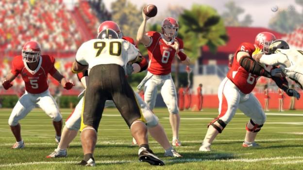 NCAA Football 13 Screenshot #126 for PS3