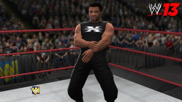 WWE 13 Screenshot #12 for Xbox 360